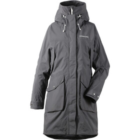 Didriksons 1913 Thelma Parka Women coal black